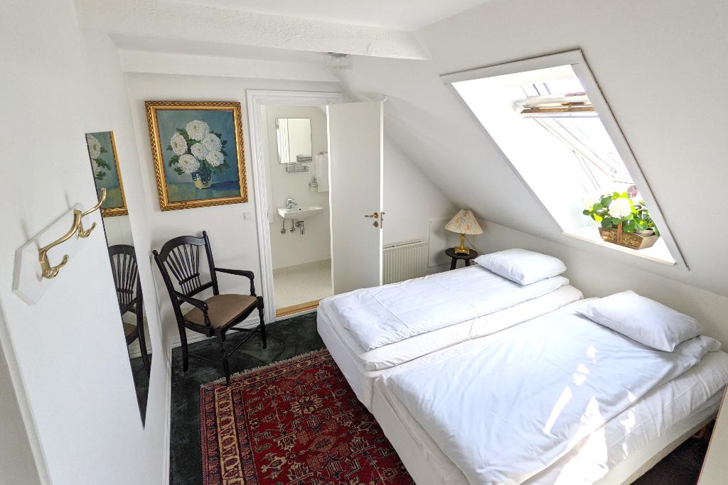 Lille værelse i stuehuset