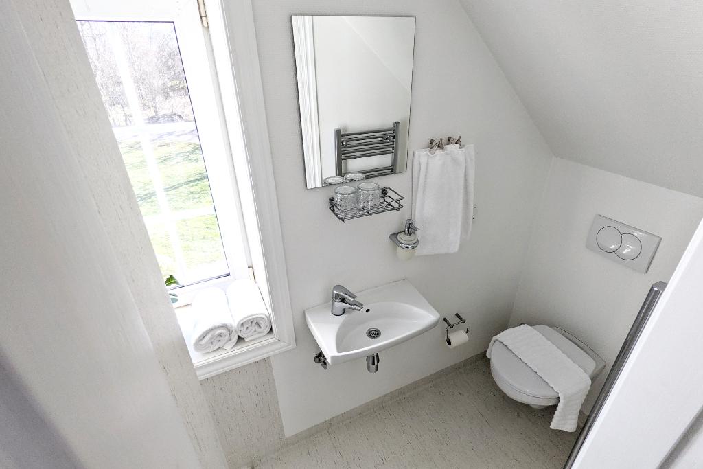 Lille værelse, badeværelse